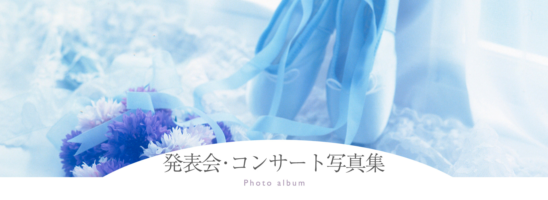 <発表会・コンサート写真集